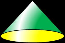 3d cone image