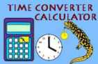 units of time converter calculator