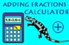 Adding Fractions Calculator image
