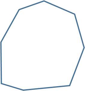 convex octagon