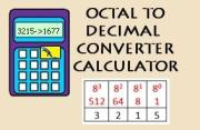 Convert Octal to Decimal Calculator