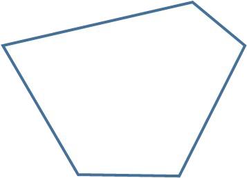convex pentagon