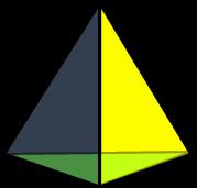 3d tetrahedron image