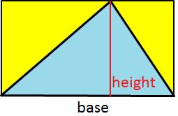 Area of a triangle 3
