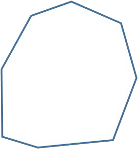 convex octagon