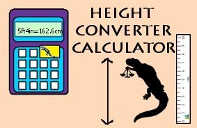 Height Conversion Calculator