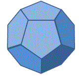 printable 3d shapes dodecahedron