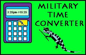 military time calculator