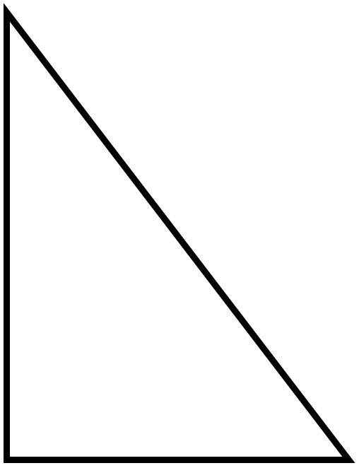 Shapes Clip Art First Grade 2D Shapes