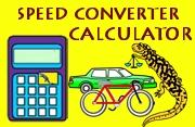 Speed Converter Calculator