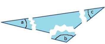 Angles in a triangle 2
