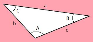 geometry formulae triangles