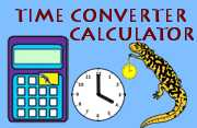 Time Converter Calculator
